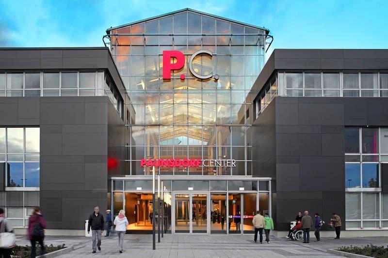 Jahr 2011-2013 - Einkaufszentrum  Paunsdorf Center Arcaden, Leipzig